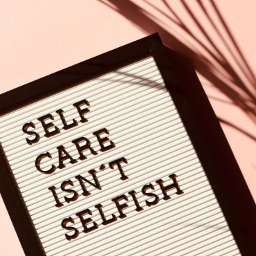 Self Care…Do you do it?